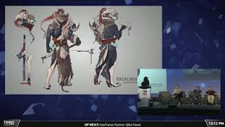 TennoCon 2019 - From Concept to Creation: The Art of Warframe
