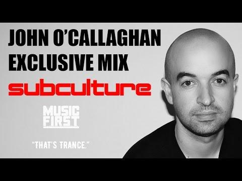 John O'Callaghan Live Subculture 2017 Mix - UCZyekK-2ZKpEps9K60nxDBg