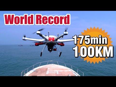 World Record: 175 mins flight time and 100 KM range - UCzVmIzWnHkWFSnYQeYnf0OA