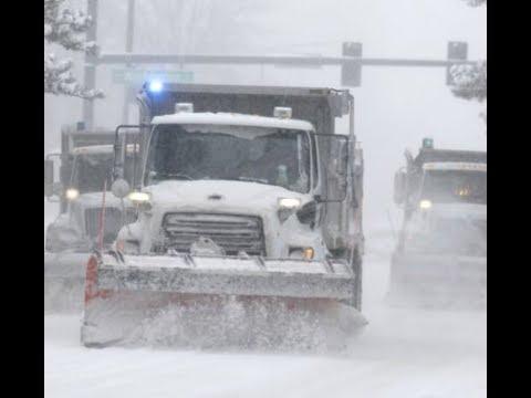 Breaking SNOWMAGEDDON Hits California, Colorado, Canada, Japan, China, Europe