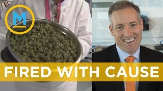 Chief executive at CannTrust fired, cannabis frozen not to be sold | Your Morning