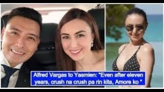 Alfred Vargas & his beautiful wife Yasmine in swimsuit gained positive comments from netizens