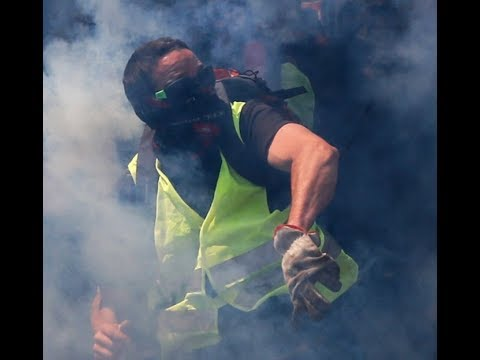 Breaking Paris Armageddon May Day Riots 165 Arrested