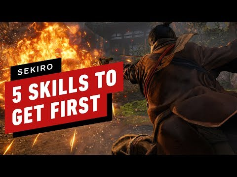 5 Skills to Get First in Sekiro: Shadows Die Twice - UCKy1dAqELo0zrOtPkf0eTMw