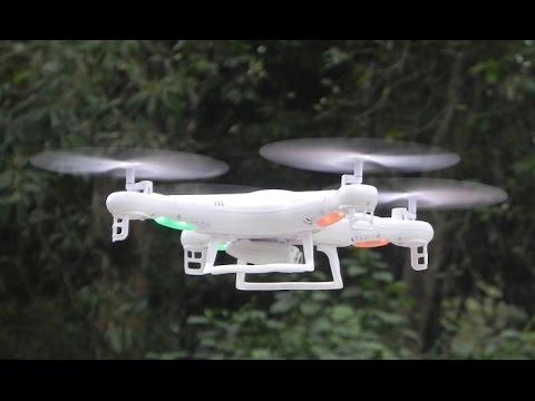 Syma X5C-1 ➞ Unboxing & Flight Test (HD) - UCrdemBttdIgP-JWclq3tkjw