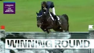 Brian Moggre gets his first Grand Prix win | Longines FEI Jumping World Cup™ NAL - Ocala
