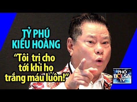 Tỷ phú Kiều Hoàng khởi kiện: