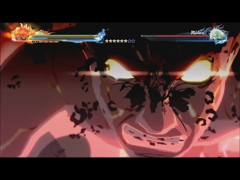 Might Guy vs Madara Full Boss Battle (English Dub) - Naruto