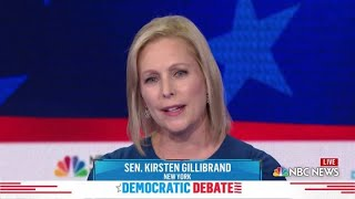 Sen. Kirsten Gillibrand: We want healthy capitalism, not corrupted capitalism