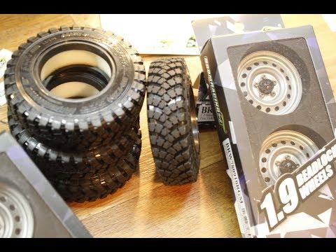 Boom Racing 1.9 narrow steelie Badass beadlocks - UC4jaWvW5Ep_7otB9FMyB7iQ