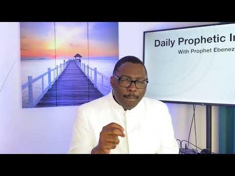 Prophetic Insight Jul 4th, 2021
