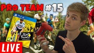 Le Tour De France 2019 Pro Team Ep. 15 - INFAMOUS TIME TRIAL! (English PS4 Gameplay Part 15)