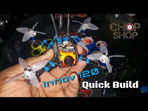 Innov 120 Quick Build and Flight Test - UCVNOUfYNWICl7mS9o8hFr8A