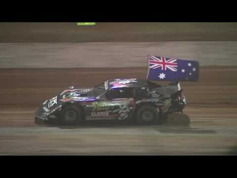2011/12 National Super Sedan Title (Night 2): Archerfield Speedway | 6th May 2012 - dirt track racing video image