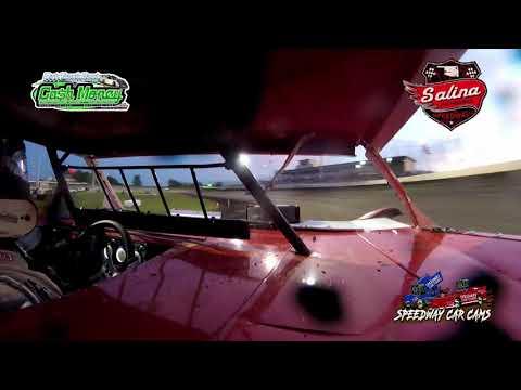 #19 Kenny Shelton - Cash Money Late Model - 5-1-2021 Slaina Highbanks - In Car Camera - dirt track racing video image