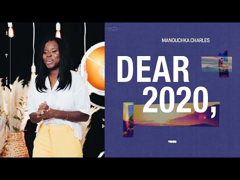 Dear 2020,  Day by Day  Manouchka Charles