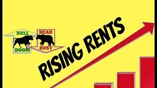 Why are U.S. Rents Still Rising? Cities with Fast Rising Rents, Wage Growth + Economy Update