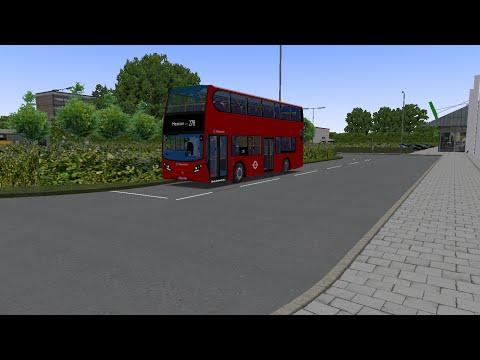 Omsi Route Test - Enviro 400 - default