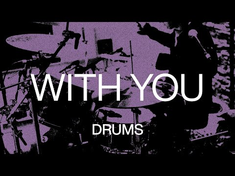 With You  Official Drums Tutorial  At Midnight  Elevation Worship