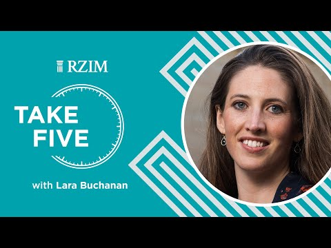 Our Call to Lean Toward the Oppressed  Lara Buchanan  Take Five  RZIM