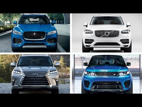 TOP 10 Best SUV 2016 - UCW2OUlFrrWiZvSsZRwOYmNg