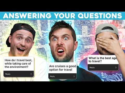 Answering Your Travel Questions!  - High On Life Edition - UCd5xLBi_QU6w7RGm5TTznyQ