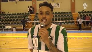 Portugal League - Round 17 - Eléctrico FC 5x5 SC Braga/AAUM Futsal