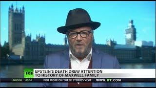 Israel & Epstein: George Galloway's eyewitness account