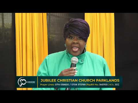 Jubilee Christian Church Parklands - Sunday Service - 6th Sep 2020  Paybill No: 545700 - Acc: JCC