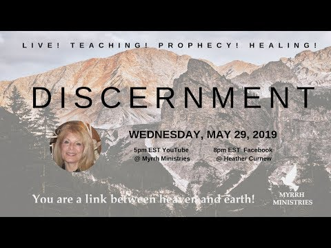 The Gift of Discernment of Spirits - Spirit-led Teaching