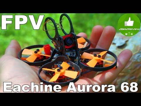 ✔ Мини FPV Квадрокоптер Eachine Aurora 68. F3, OSD, 48CH, 25mW.  - UClNIy0huKTliO9scb3s6YhQ