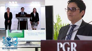 Gualberto Ramírez deja unidad de investigación de delitos de secuestro de la SEIDO