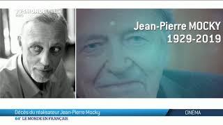 Mort de Jean-Pierre Mocky