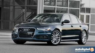 2012 Audi A6 Test Drive & Luxury Car Review