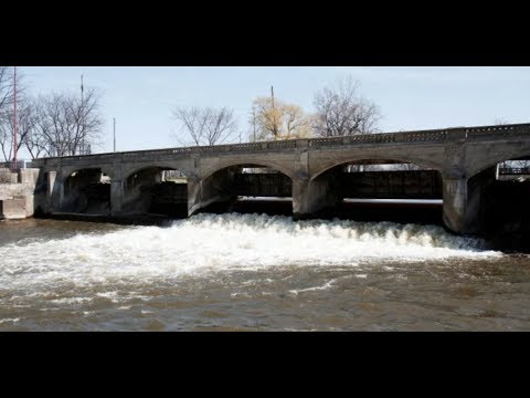 Breaking Raw Sewage Spill Flint Michigan Is Dammed 2 Million Gallons (Wormwood)
