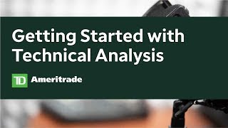 Getting Started with Technical Analysis | Cameron May | 8-26-19