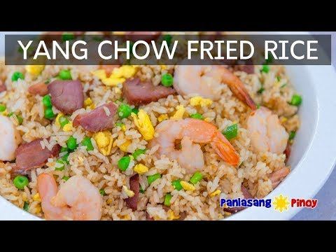 How to Cook Yang Chow Fried Rice