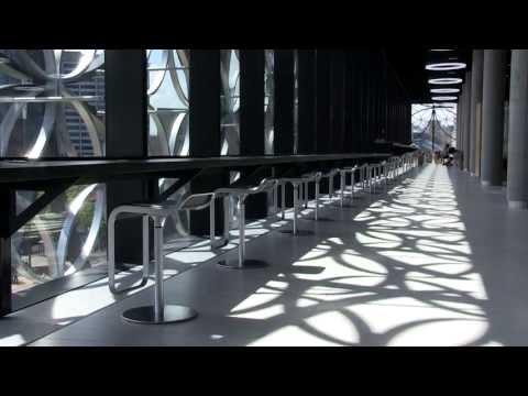 Circles and Shadows - Library of Birmingham
