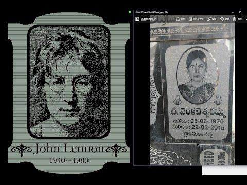 convert photo for laser engraving - default