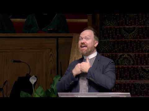 Sermon - 11/17/2019 - Christ Church Nashville