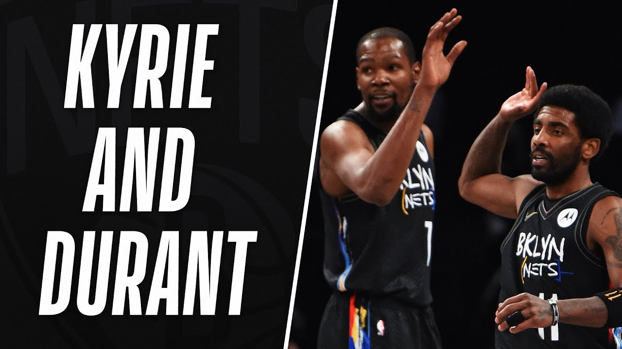 Kyrie & KD GO OFF vs Suns! 🔥