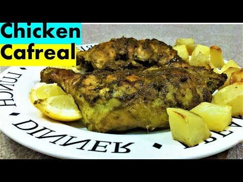 Chicken Cafreal /World Famous/ Recipe/ to all food lovers -Authentic