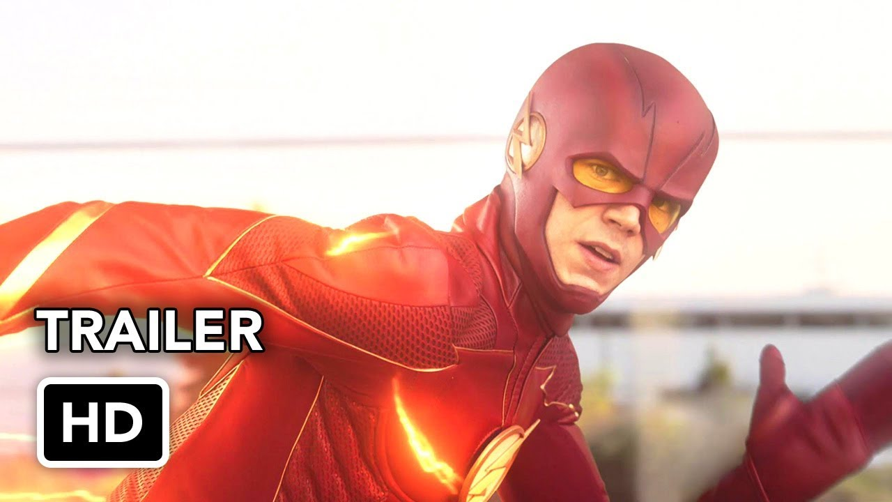 "The Flash Season 4 ""Therapy"" Trailer (HD) Thumbnail"