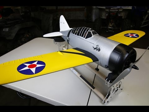 UNBOXING AND BUILD Durafly Brewster F2A Buffalo from HobbyKing - UCLqx43LM26ksQ_THrEZ7AcQ