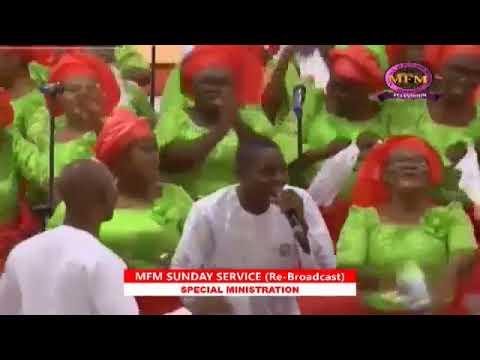 YORUBA MFM SPECIAL SUNDAY SERVICE JULY 12TH 2020 MINISTERING: DR D.K. OLUKOYA(G.O MFM WORLD WIDE).