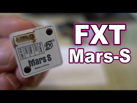FXT Mars-S FPV Camera Review  - UCnJyFn_66GMfAbz1AW9MqbQ
