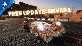 Xenon Racer - Content Update #3 Trailer | PS4