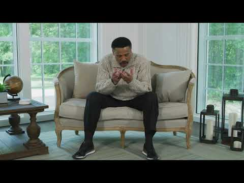 Jesus Is Offering You Life - Tony Evans