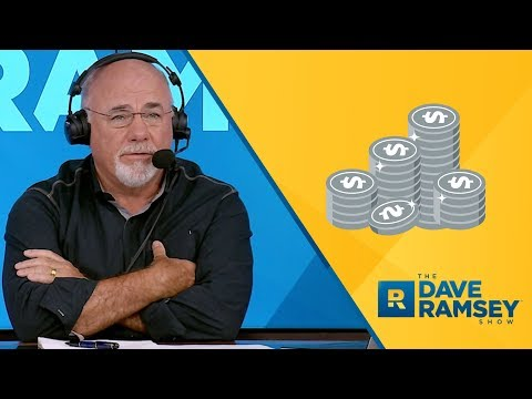 Why You Should Never Loan Money To Family - Dave Ramsey Rant
