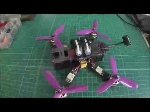 Review of ZMR-220 (QAV-R Clone) Quadcopter and build out overview - UCGqO79grPPEEyHGhEQQzYrw